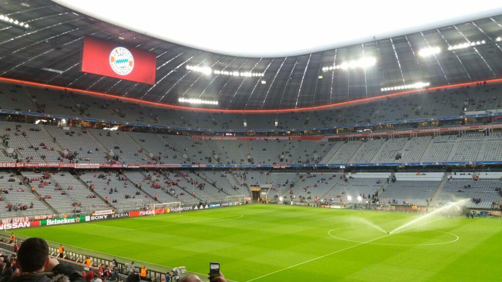 Allianz Arena Munique