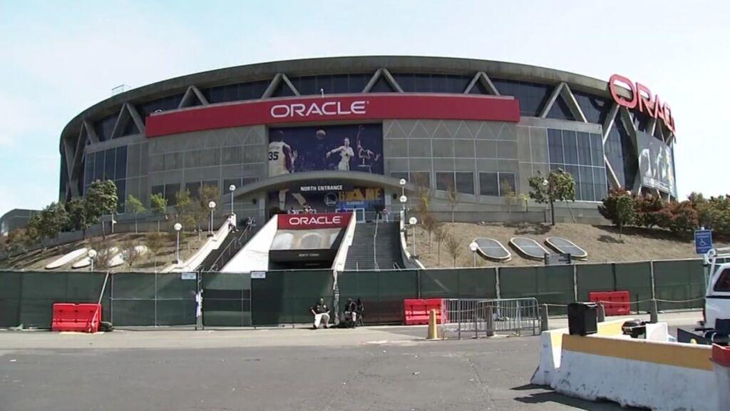 Oracle Arena. Arenas incríveis do mundo esportivo