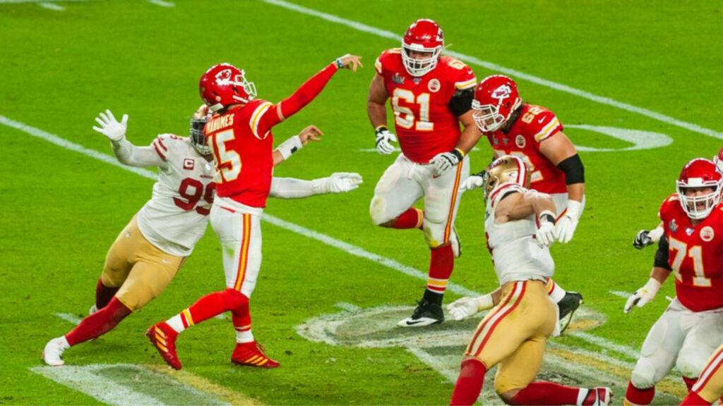 Joga espetacular que decidiu o último Super Bowl!